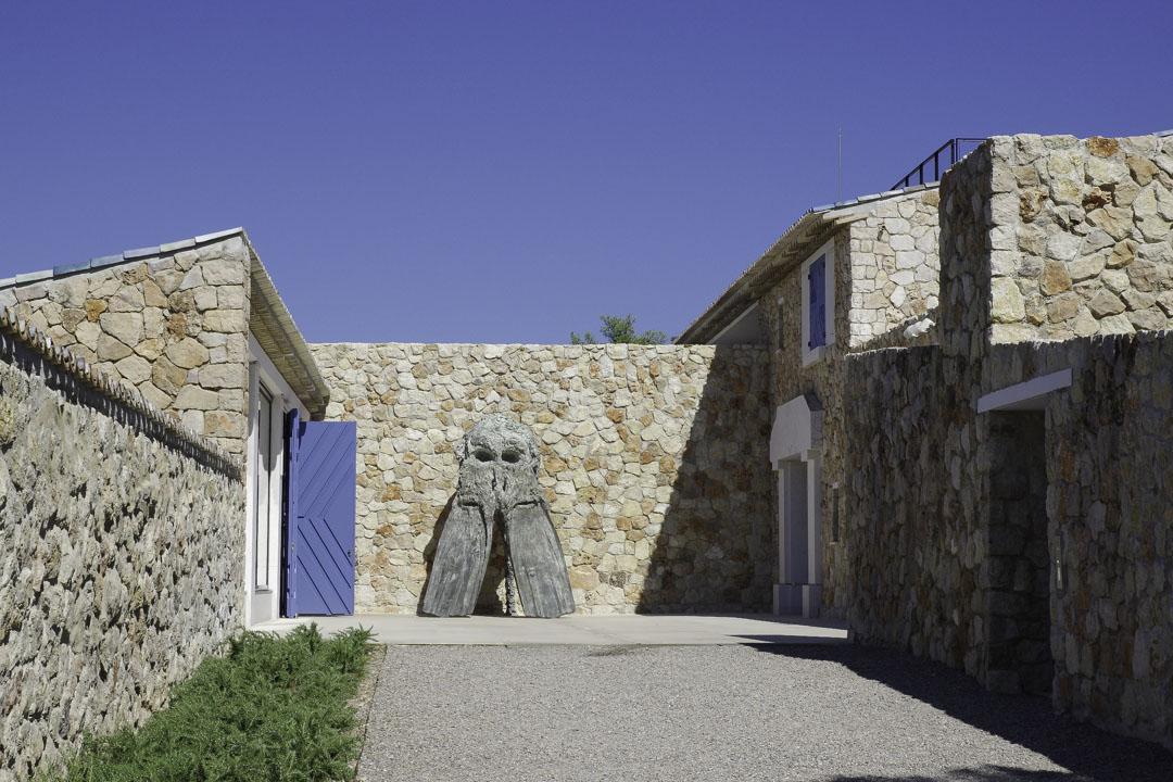 Fondation Carmignac à Porquerolles