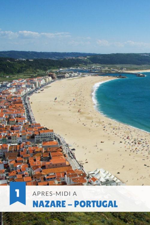 Que voir à Nazaré au Portugal ?