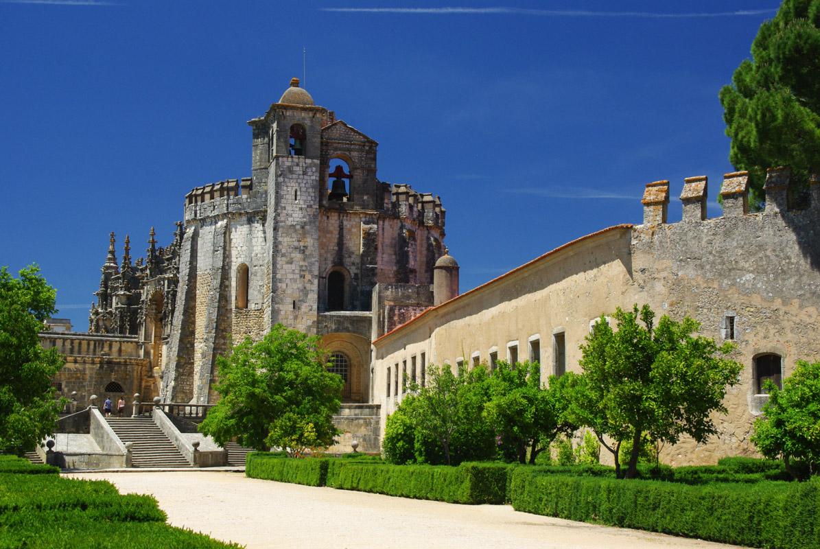 Tomar, le couvent du Christ - Portugal