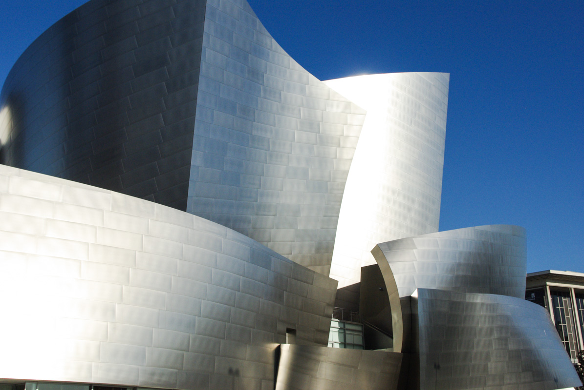 Wall Disney Concert Hall