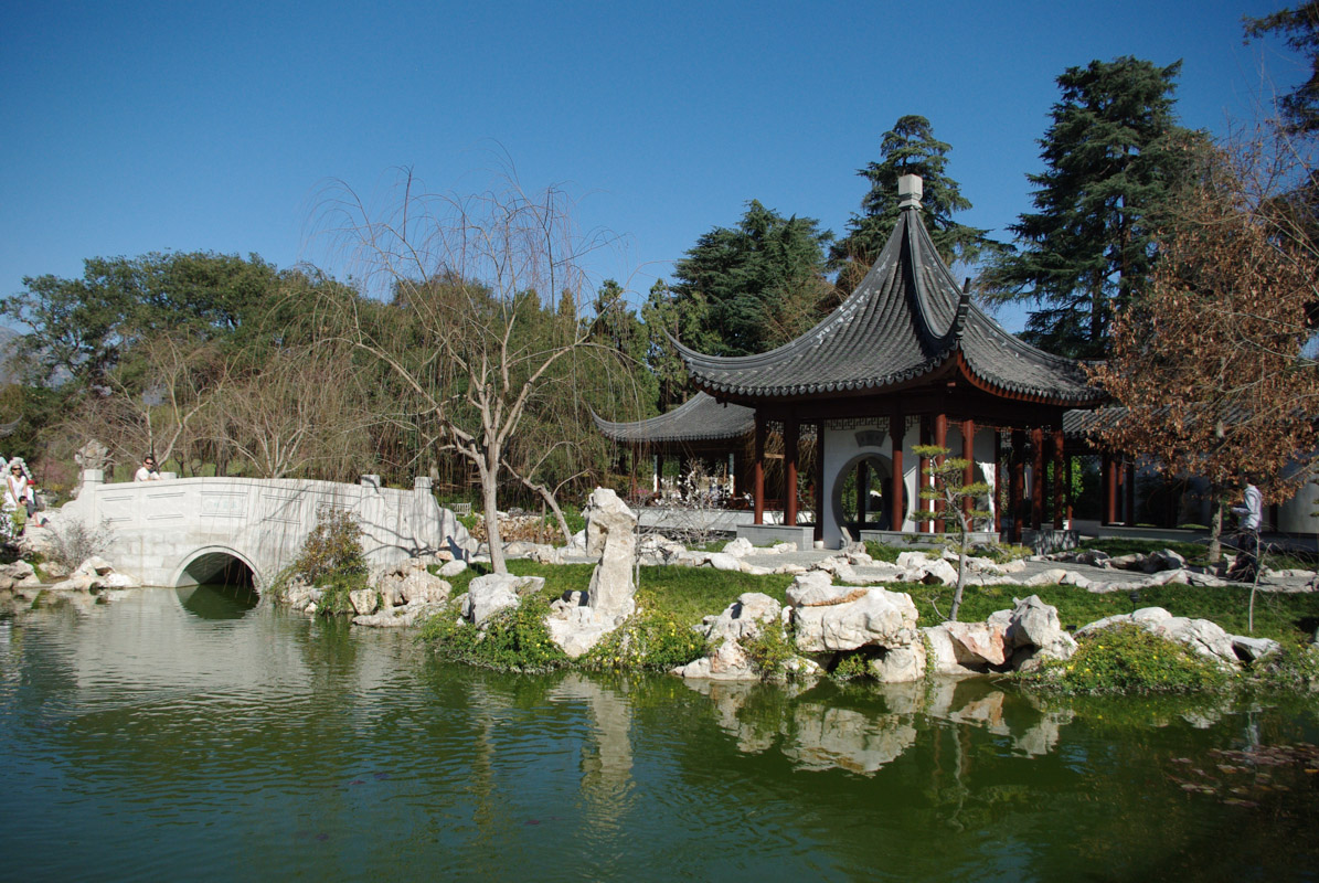 Jardin chinois - Huntington Botanical Gardens