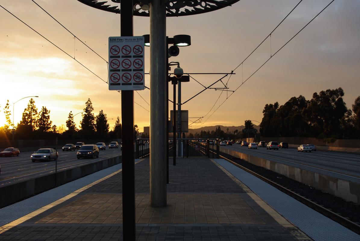 Station de métro Del Mar - Pasadena