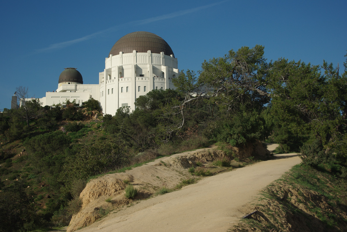 Griffith Obersvatory - Los Angeles
