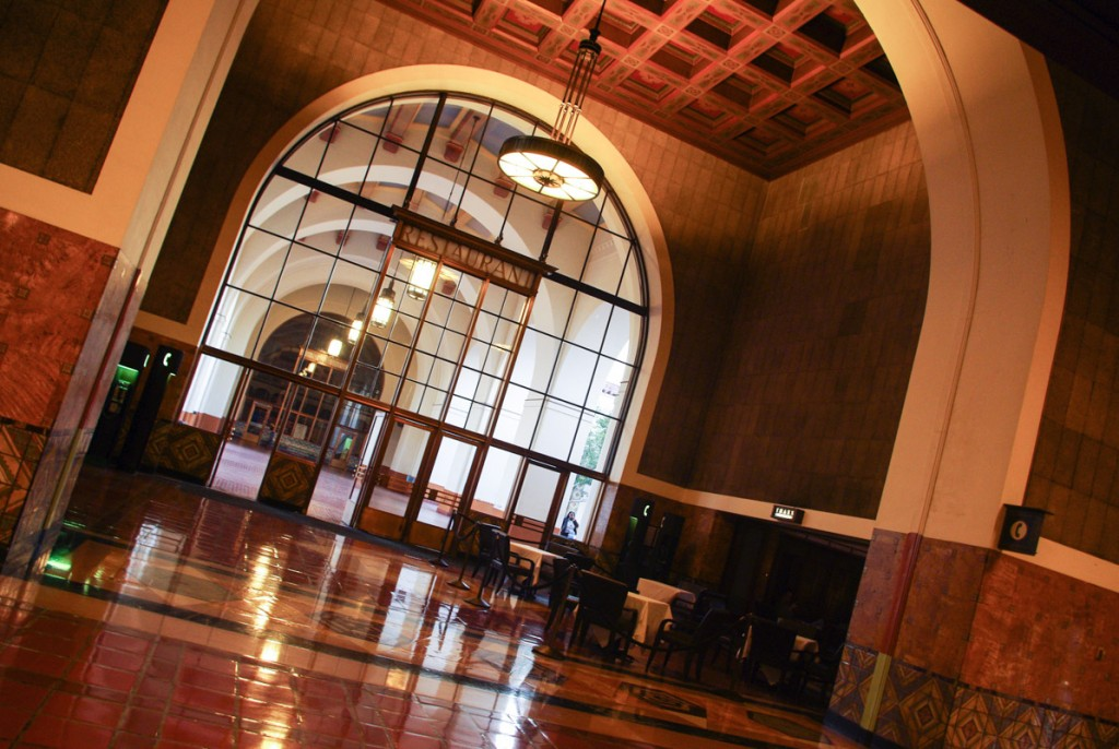 Gare Union Station - Los Angeles