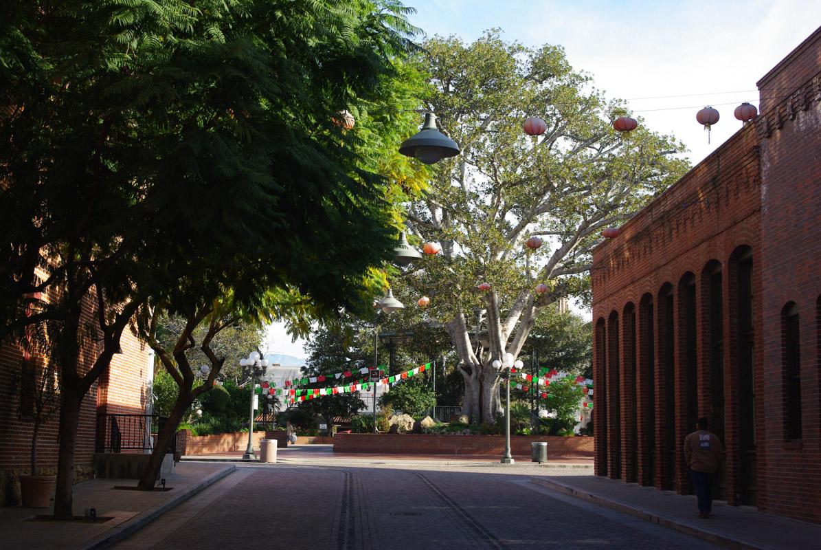 El pueblo, le quartier mexicain de Los Angeles