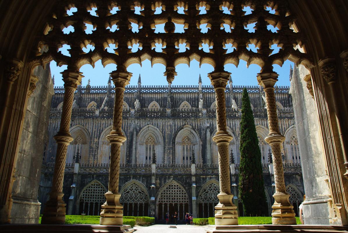Cloître Royal - Monastère de Batalha