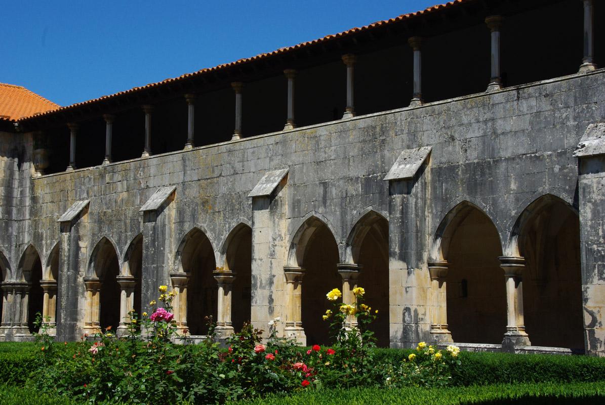 Cloître de Dom Alphonso V - Monastère de Batalha