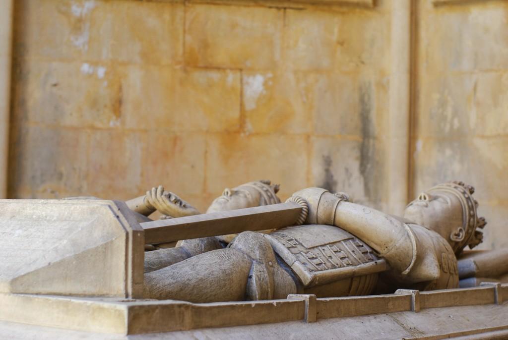 Tombeau - Chapelles Inachevées - Batalha