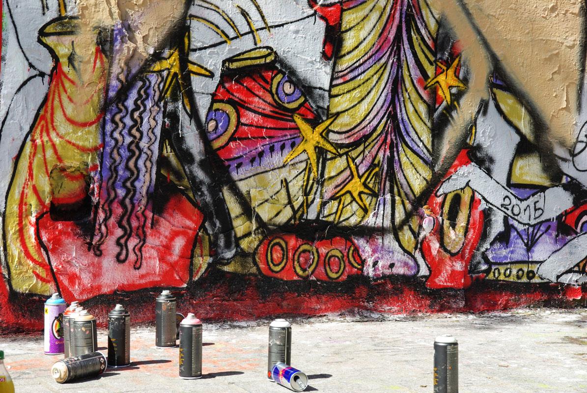 Work in Progress - Rue Denoyez - Paris