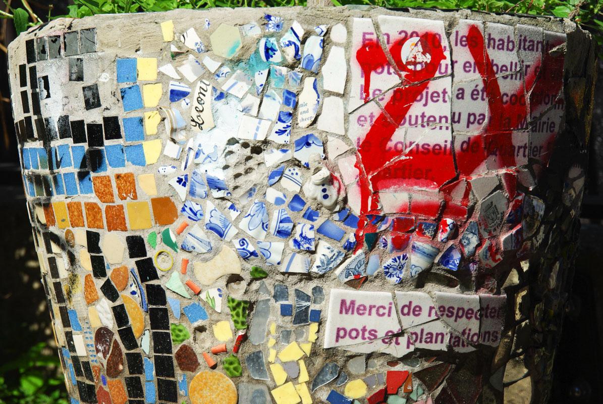 place fréhel - street art - Paris