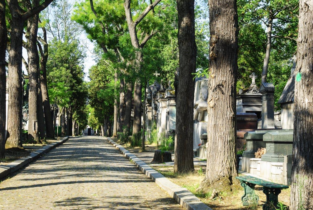cimetière du Père Lachaise - Paris