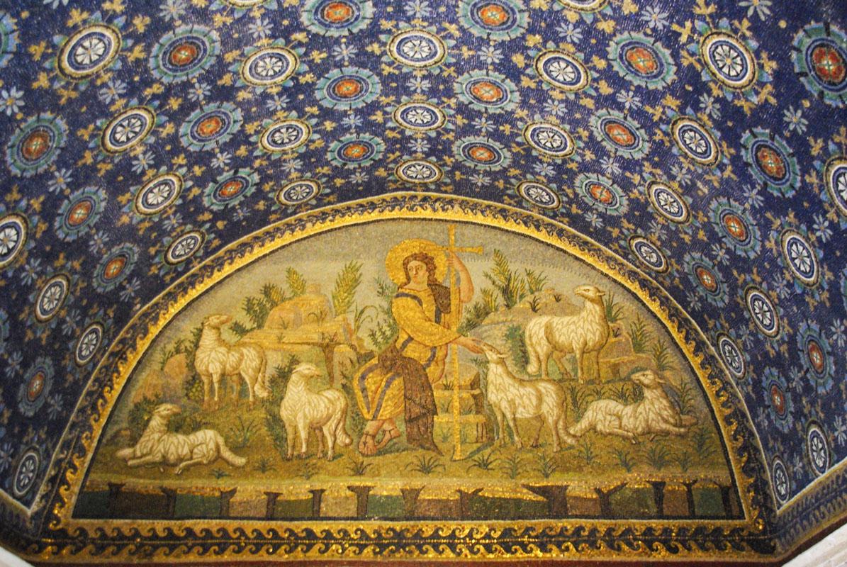 Mausolée de Galla Placidia - Ravenne