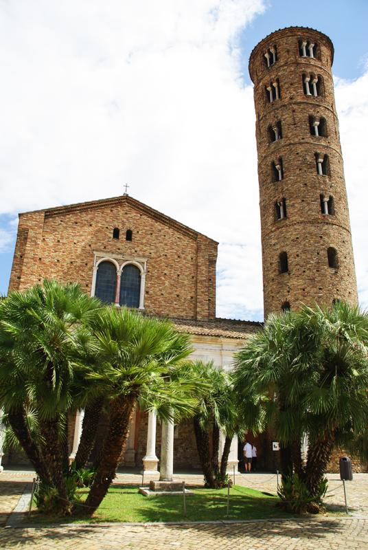 Basilique Saint Apollinare Nuovo - Ravenne
