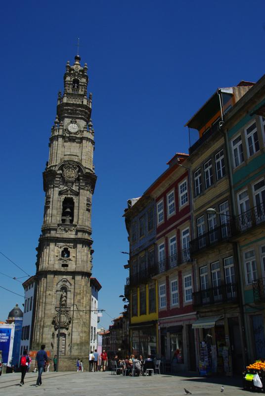 Torre Dos Clerigos - Porto