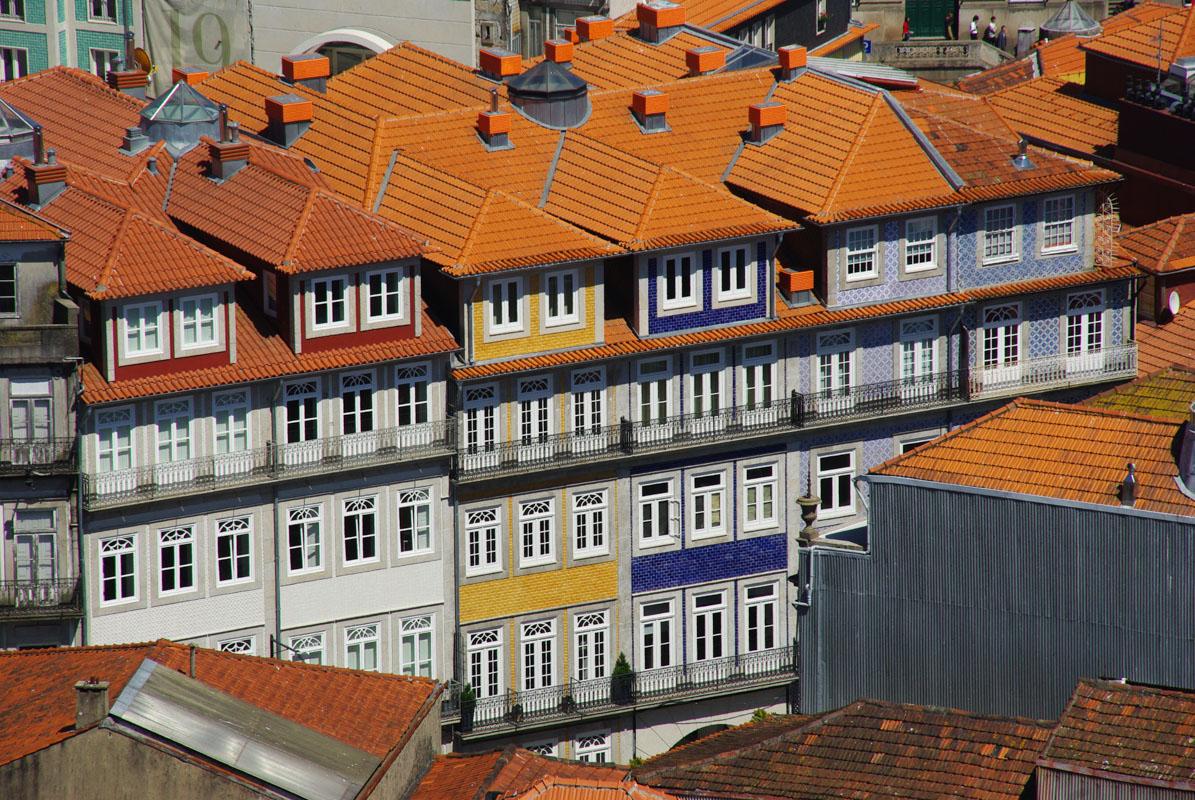 Quartier de la Riberia - Porto