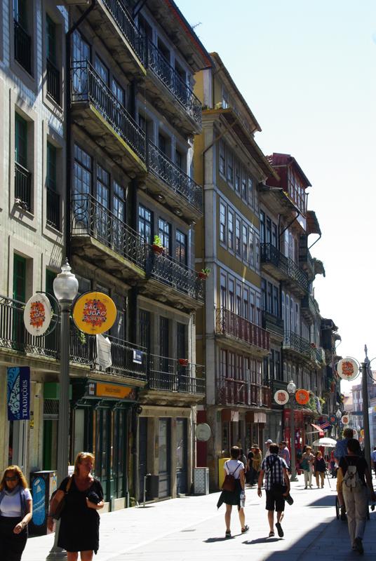Rua dos Flores - Riberia - Porto