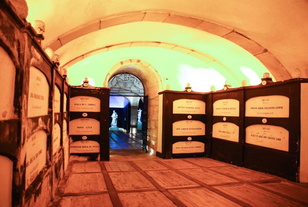 Catacombes - Porto