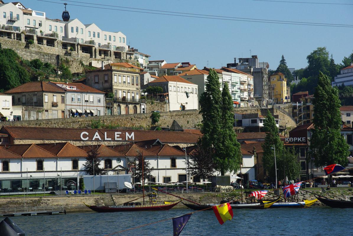 Les quais du_ Douro côté Villa Nova de Gaia