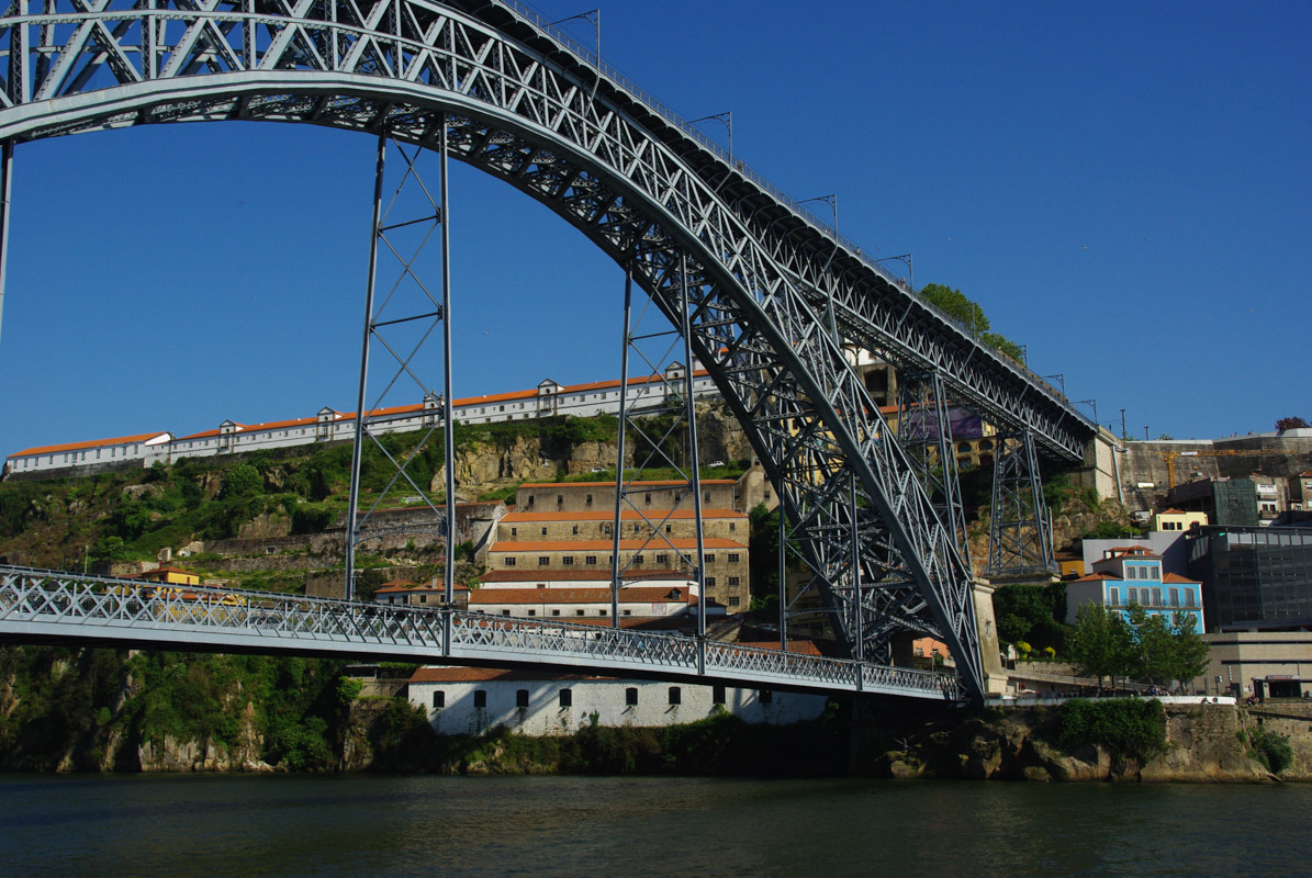 Pont Dom Luis - Porto