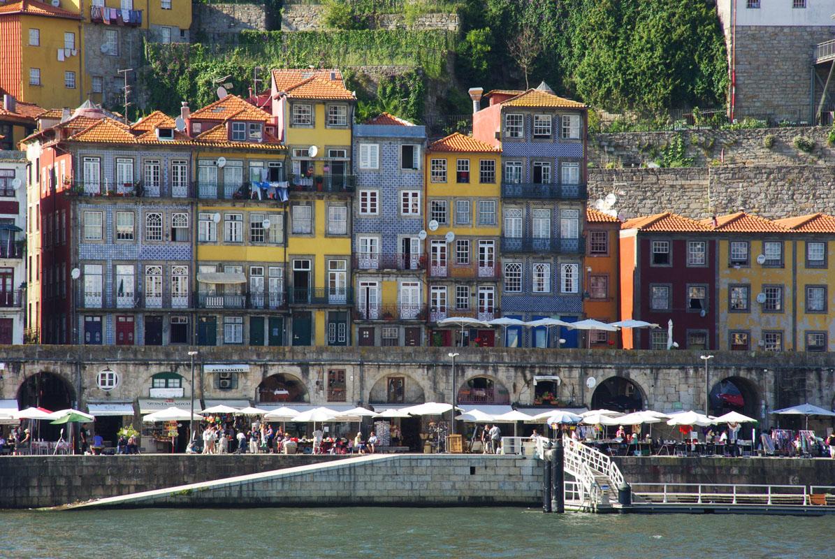 Quai du Douro côté Porto