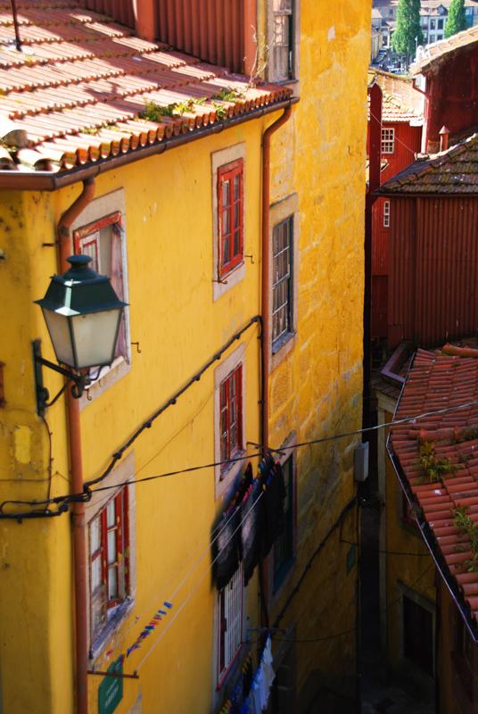 ruelle de la Riberia - Porto