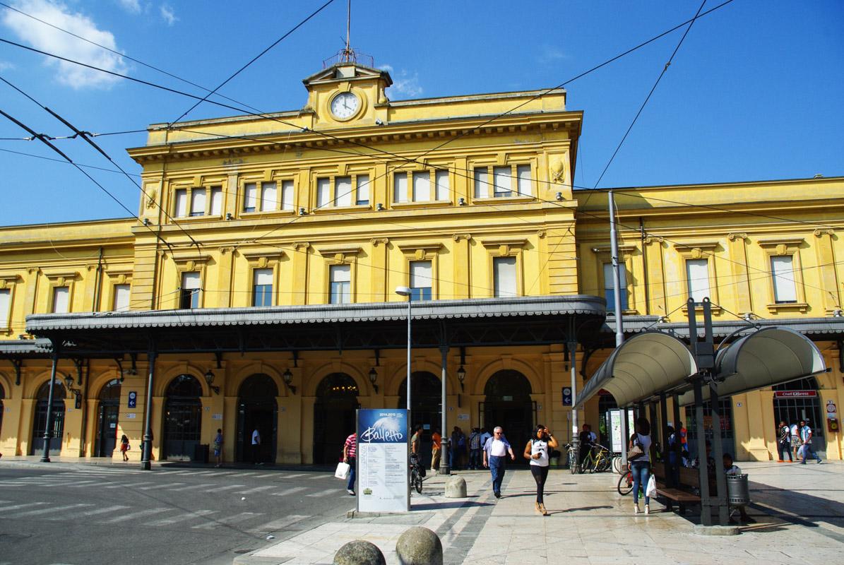 Gare de Modène - Italie