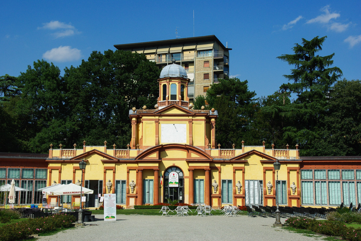 Palazzina Vigarini - Modene
