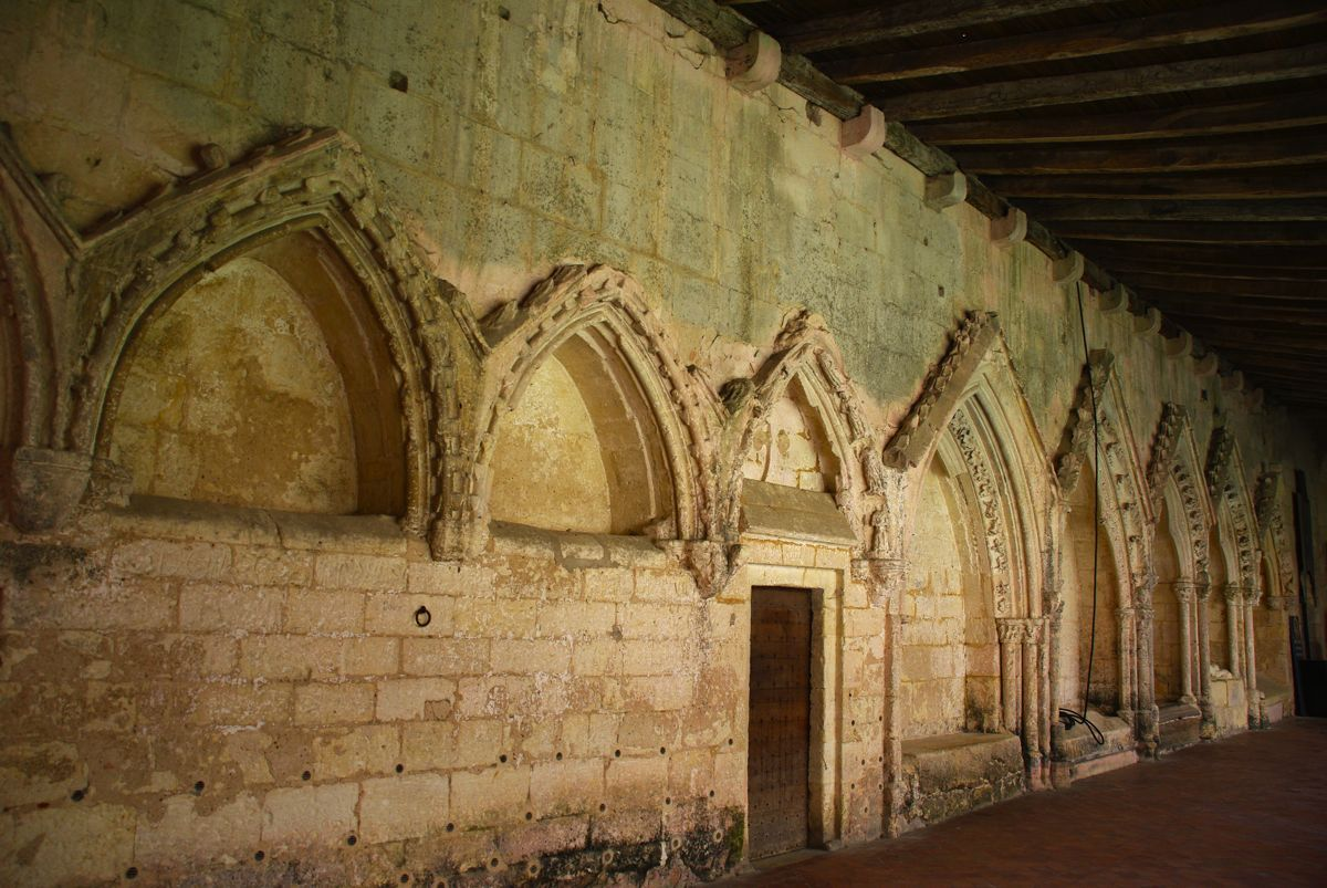 cloitre - Saint-Emilion