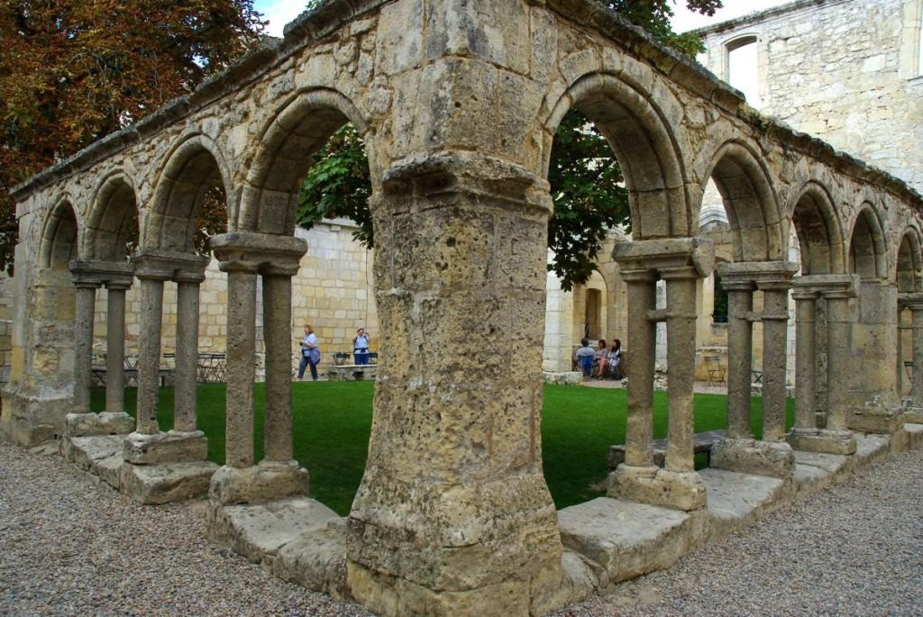 Couvent des Cordeliers - Saint-Emilion