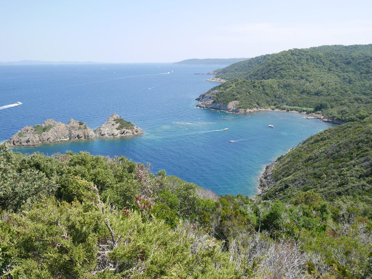Port-Cros : une île sauvage sur la côte varoise