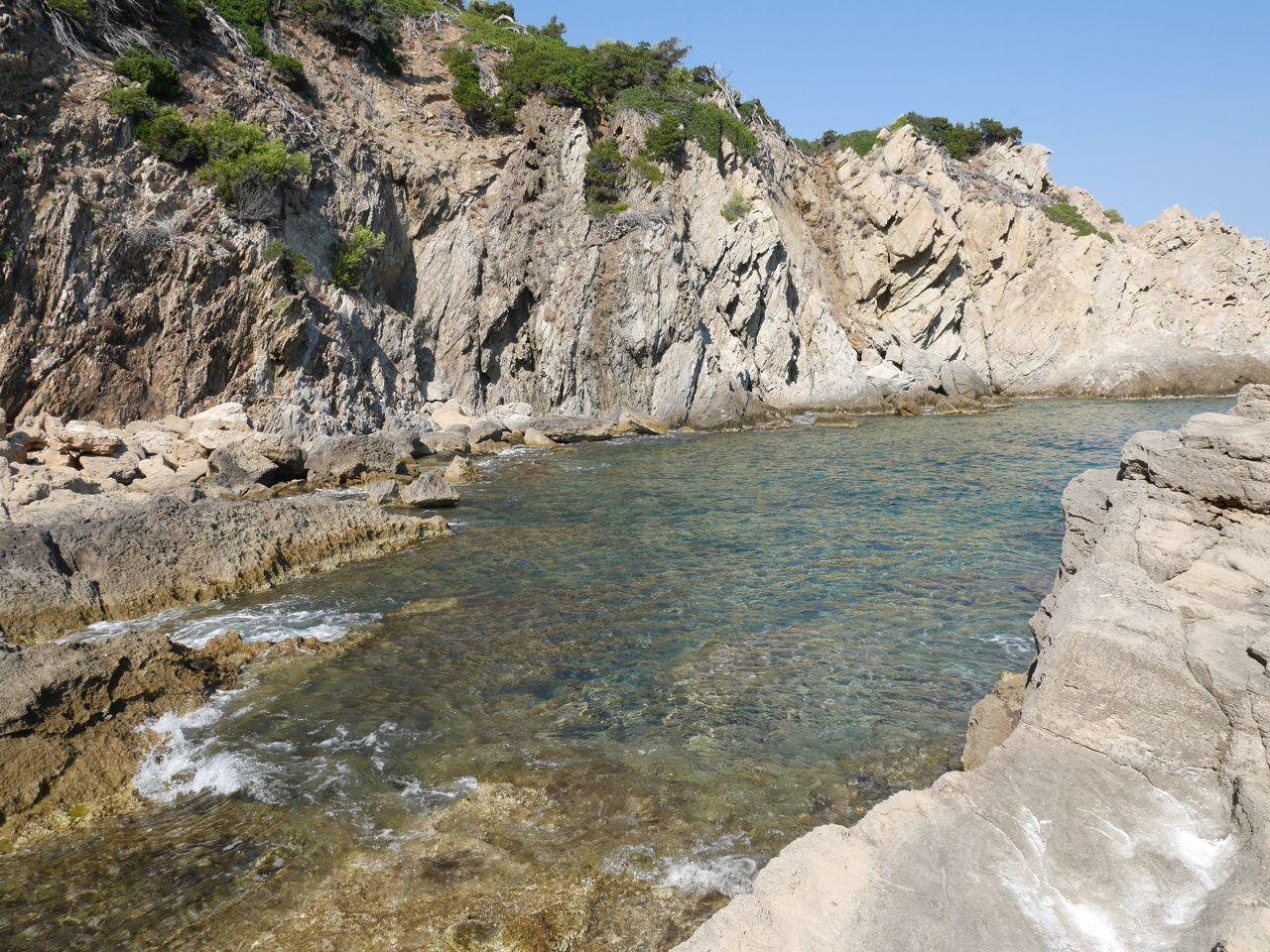Calanque du Nertassier - Port Cros