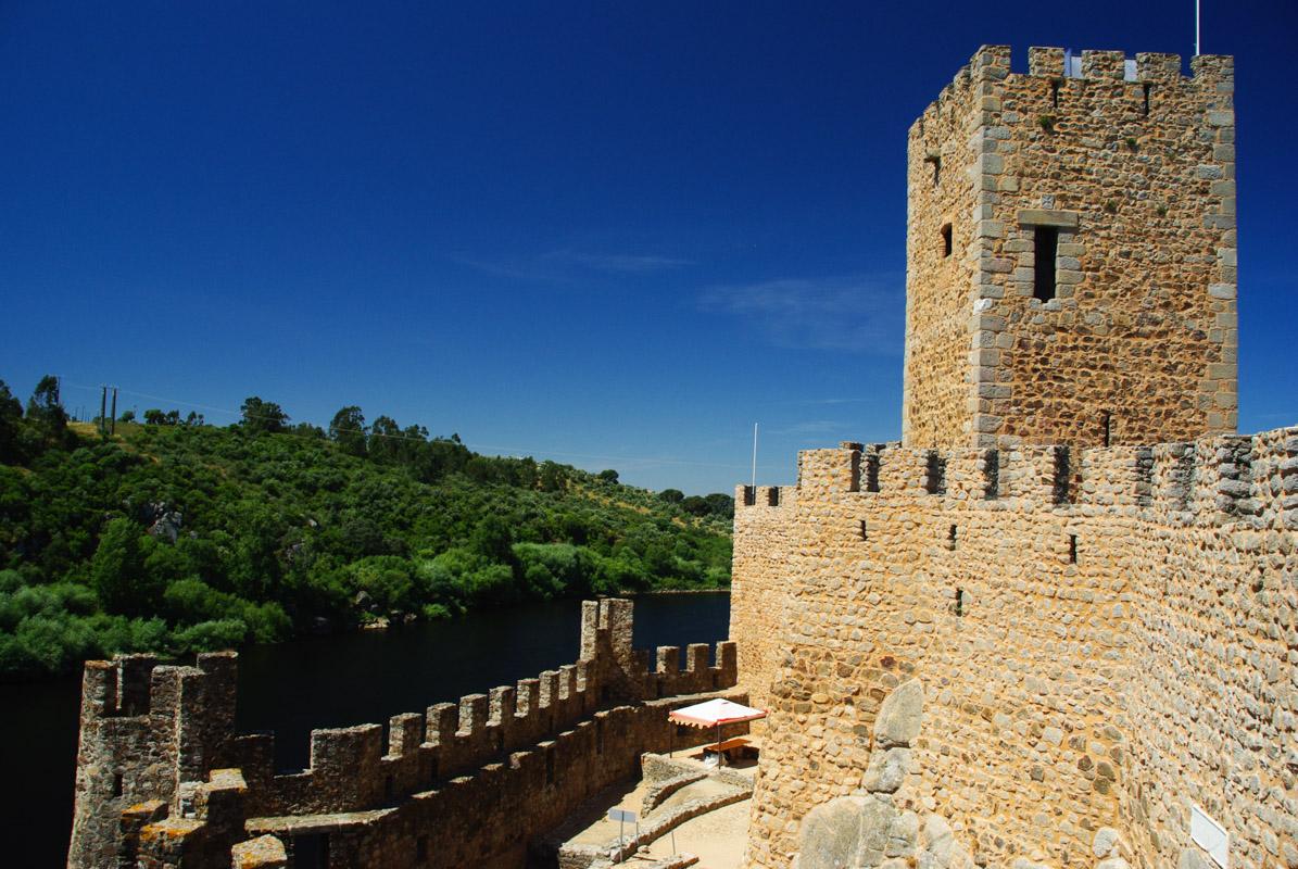 Château de l'Almourol - Portugal