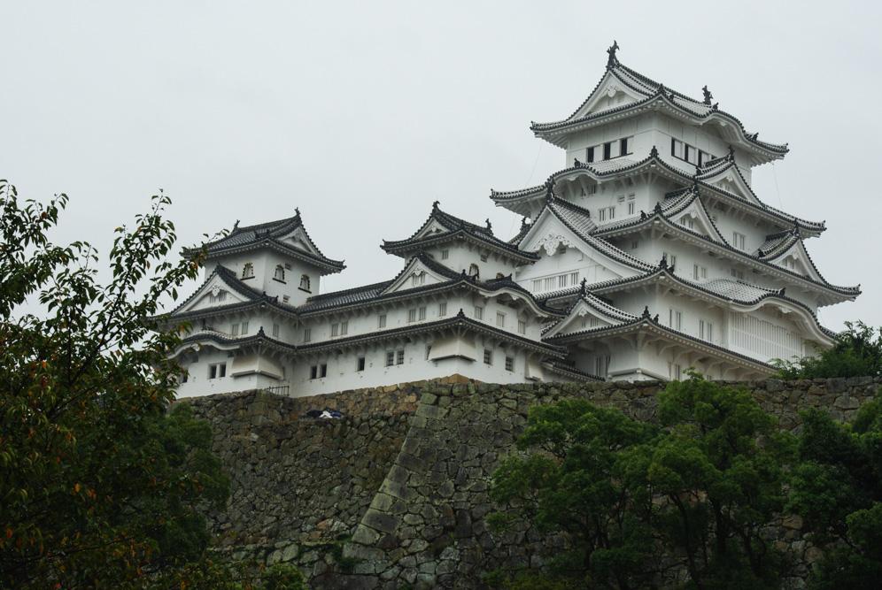 Visiter le Château d'Himeji