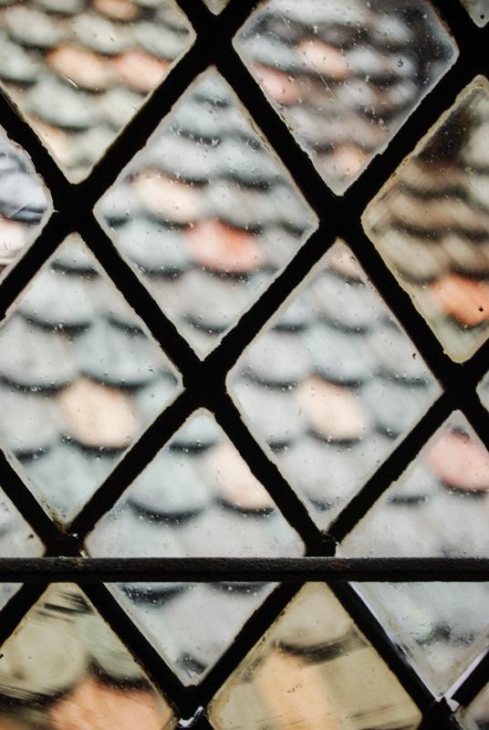 Fenêtre - château du Haut Koenigsbourg
