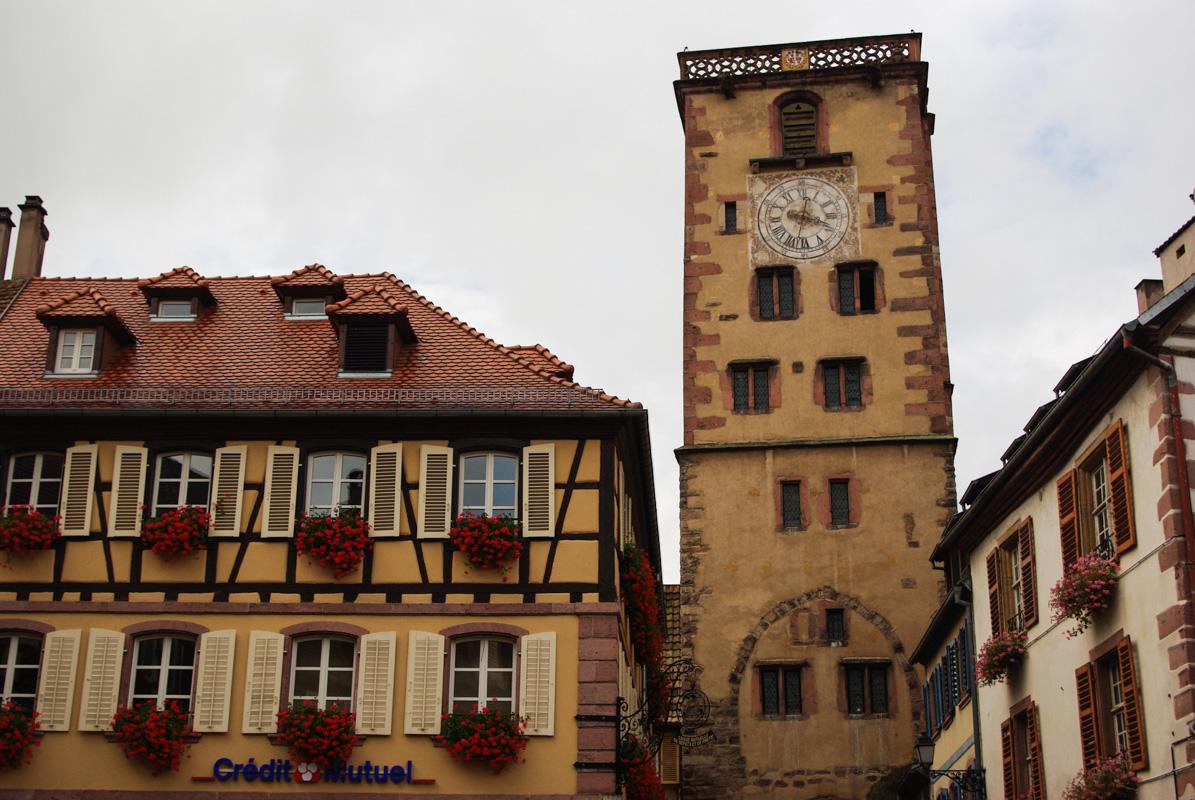 Tour de l'horloge - Kayserberg