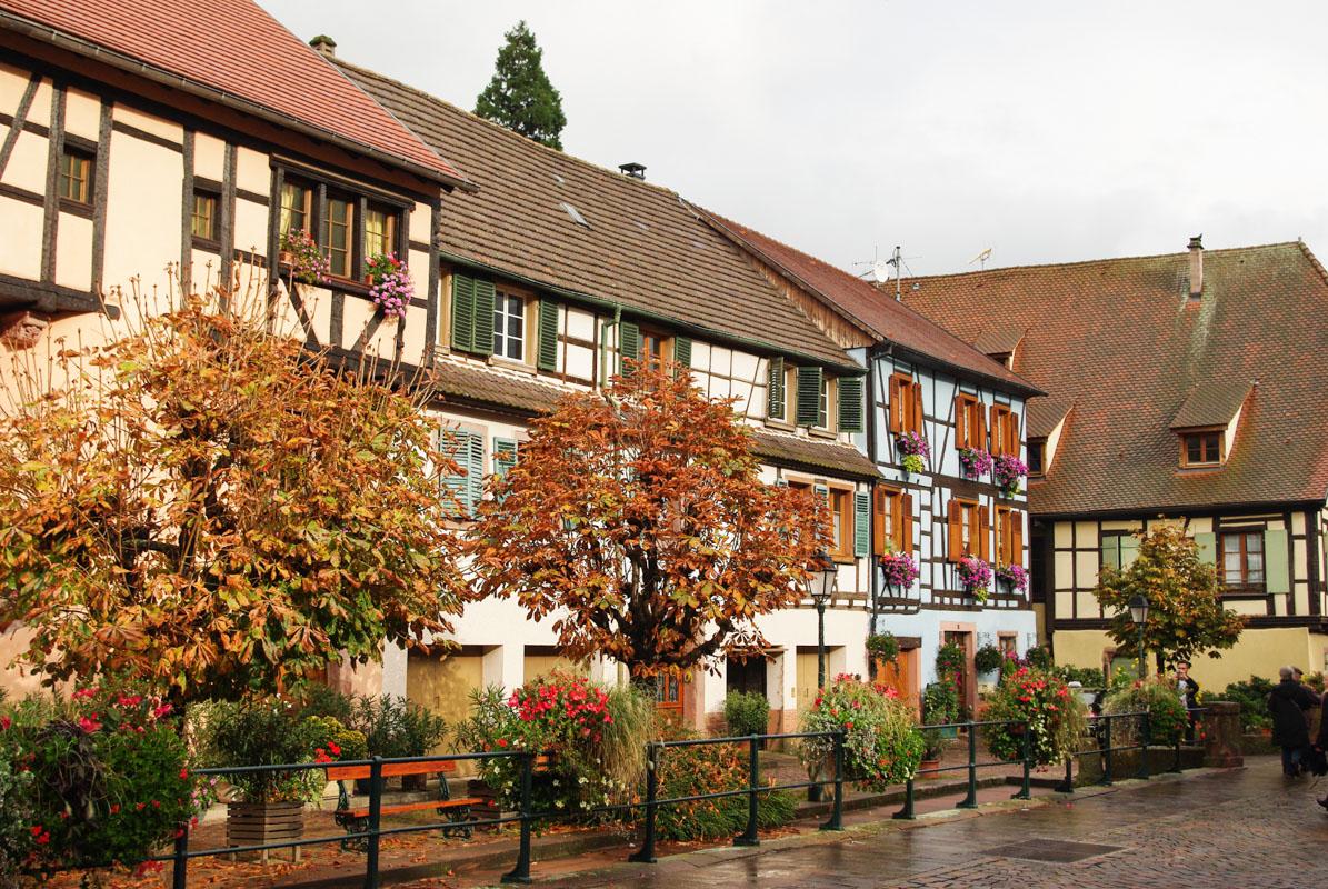 Kaysersberg : un village de charme au coeur de l'Alsace