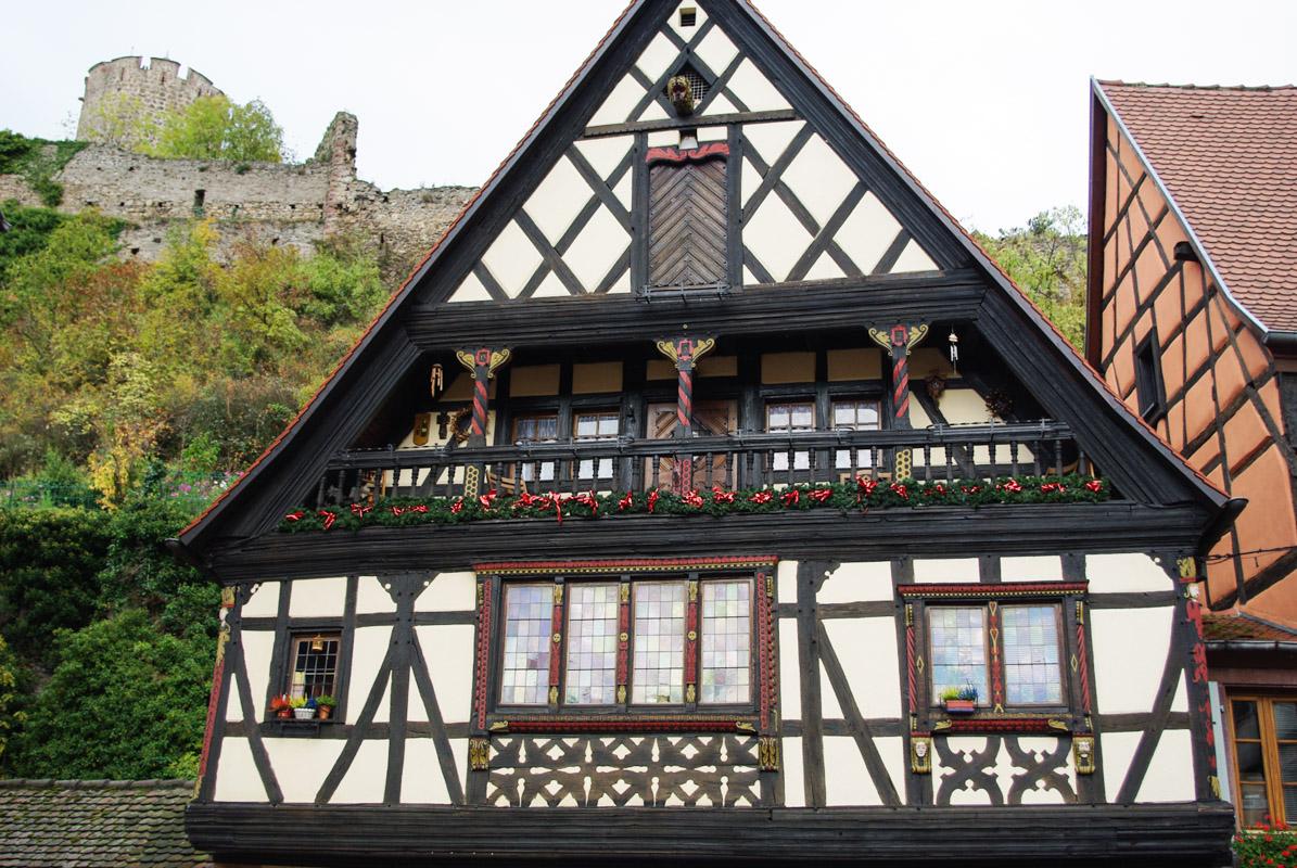 Maison Herzer- Kaysersberg