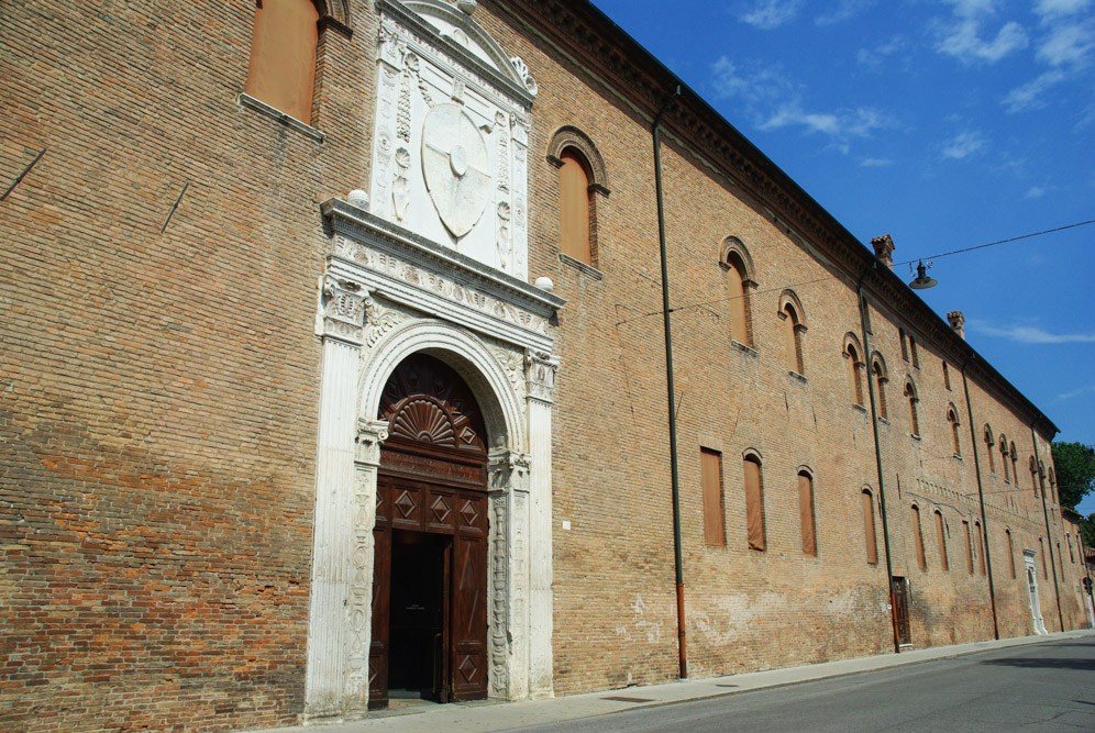 Facade du Palais Schifanoia