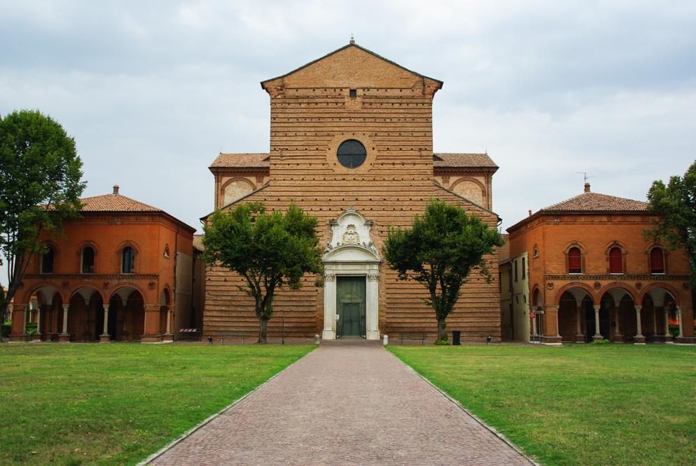 San Cristofo alla Certosa - Ferrare