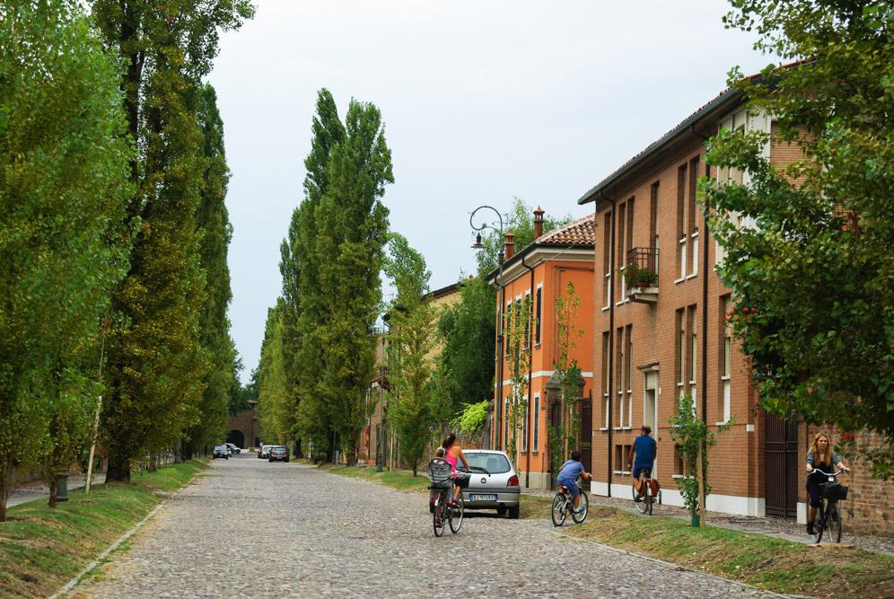 Viale Certosa - Ferrare
