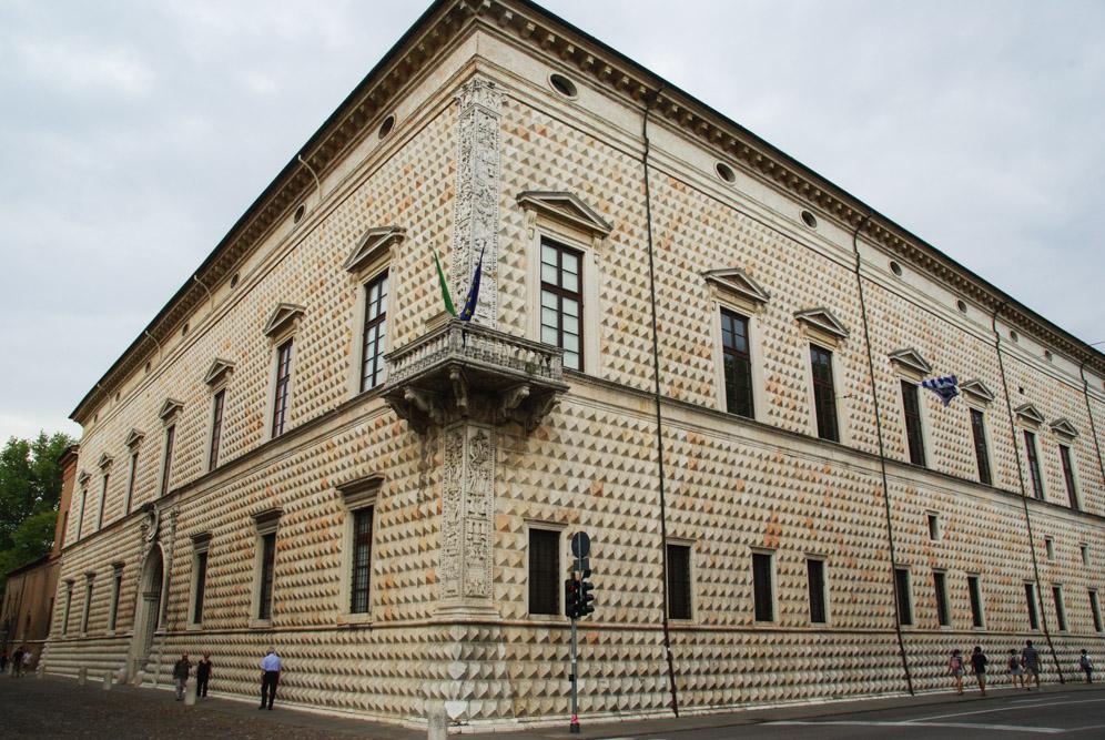 Palazzo del Diamanti - Ferrare