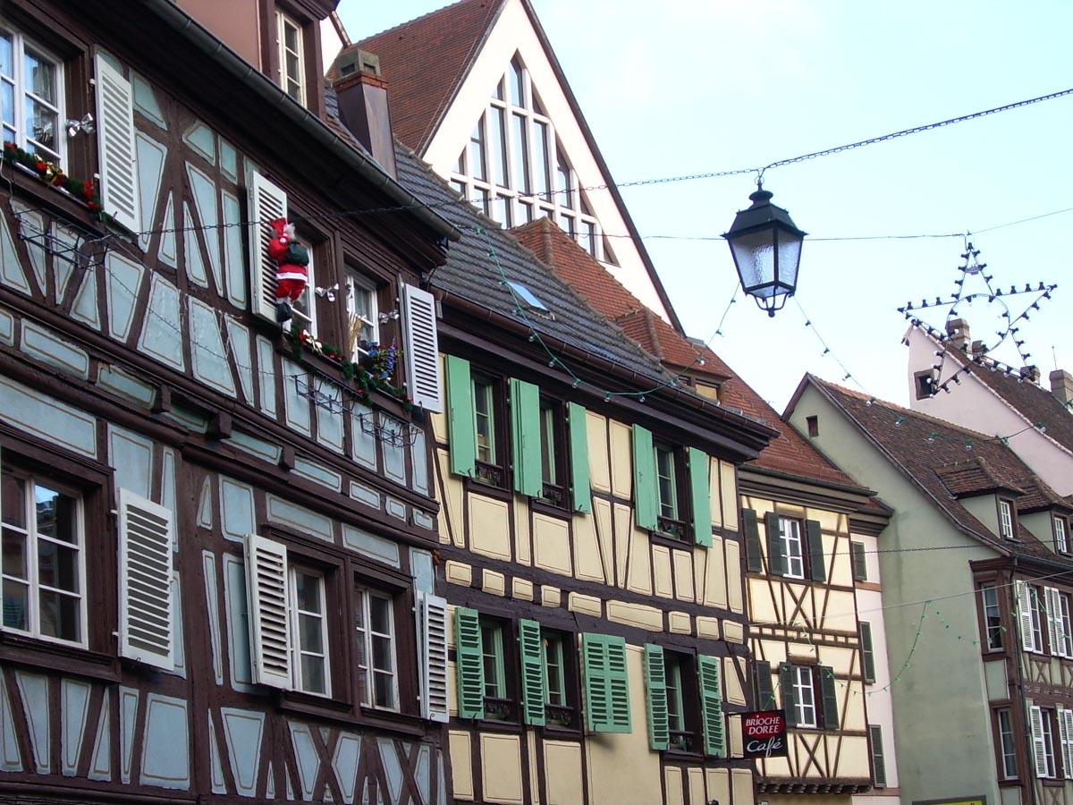 maison à colombages - Colmar