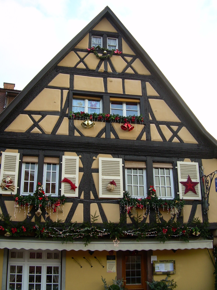 maison à colombages - Colmar