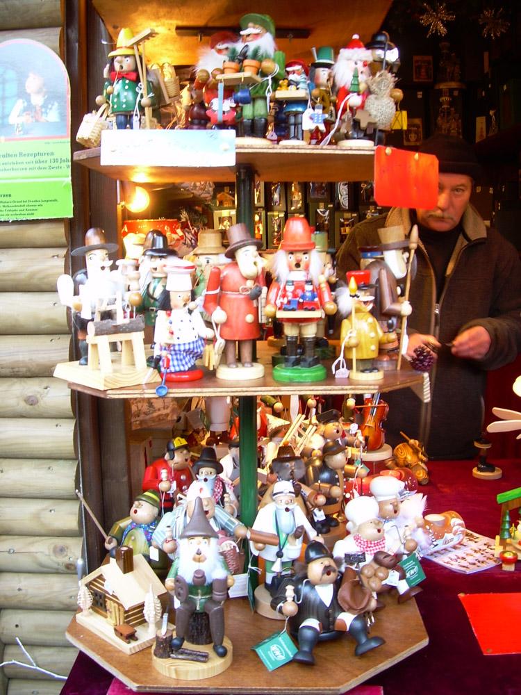 stand marché de noël de Colmar