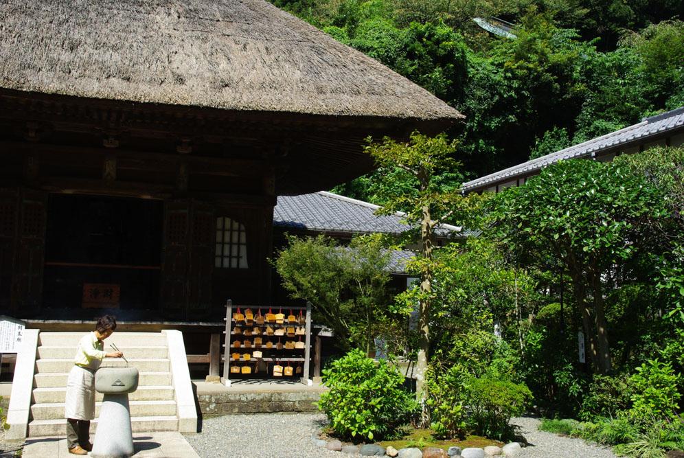 temple Engagu-ji - Kamakura