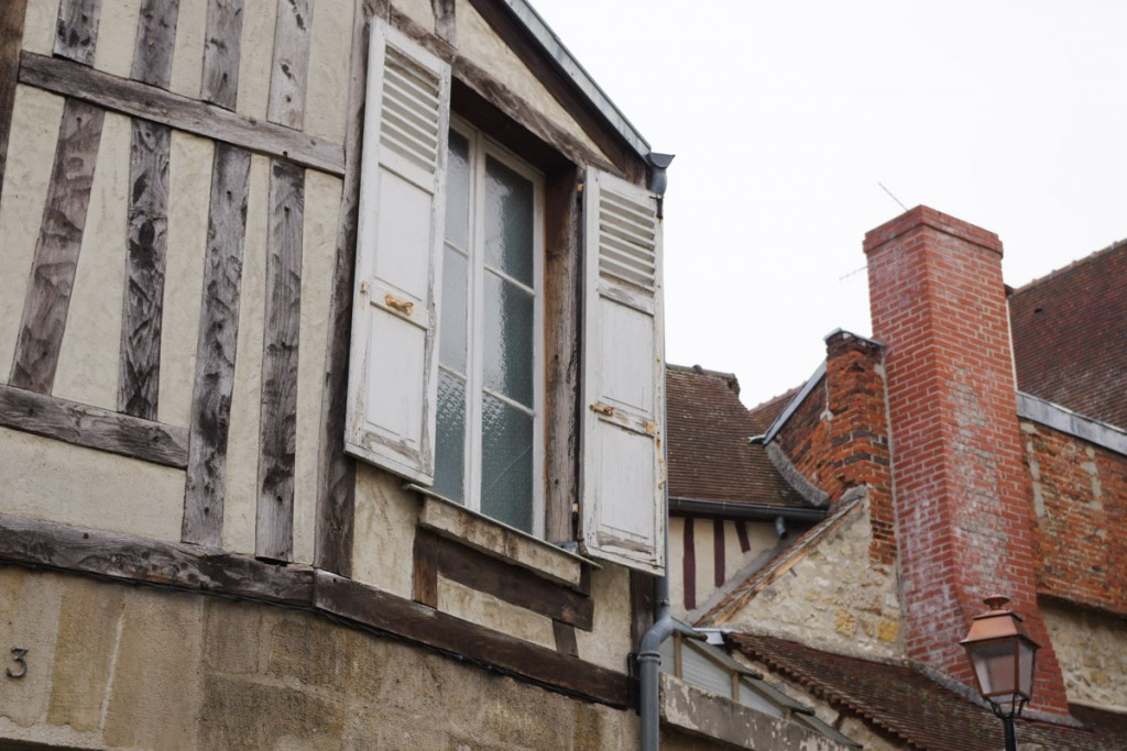 maison à colombage - Compiègne
