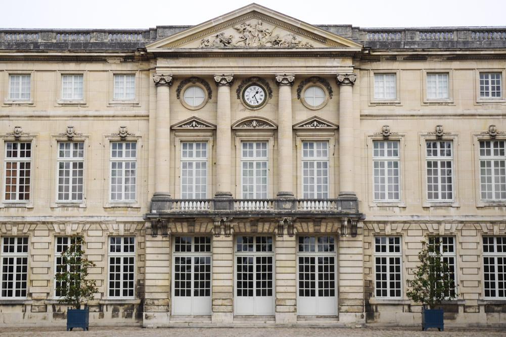 Visite du Château impérial de Compiègne