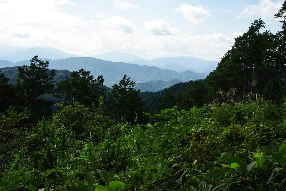 Randonnée du Mont Takao au Mont Jimba