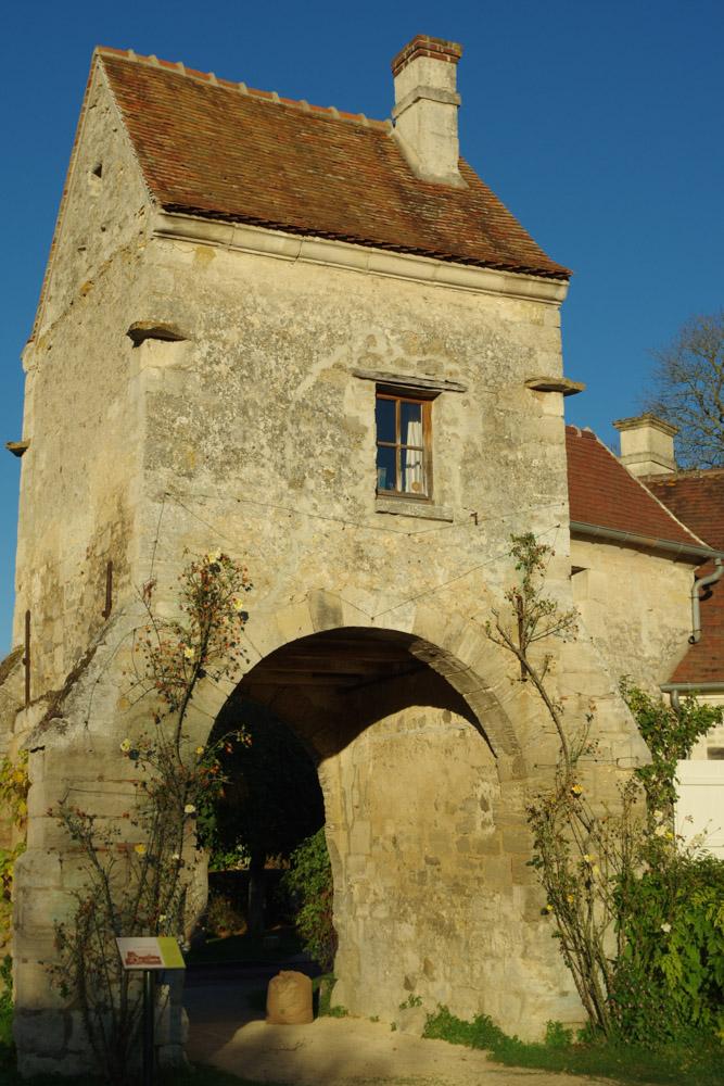 Vieille Porte Saint Jean aux Bois