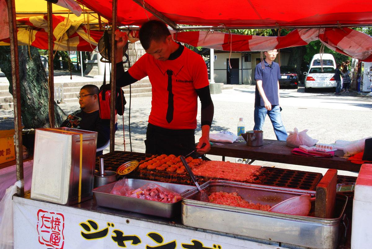 street food inuyama